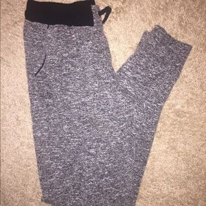 Gray Forever 21 Joggers
